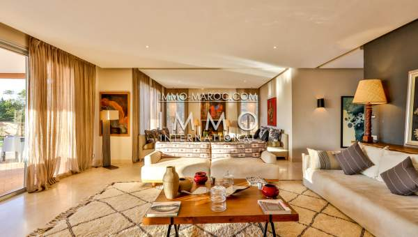 Villa à vendre Contemporain luxe Marrakech Golfs Autres golfs