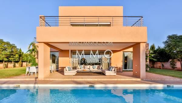 Villa à vendre Contemporain haut de gamme Marrakech Golfs Autres golfs