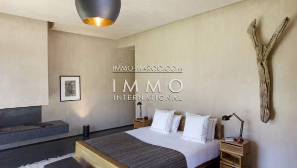 Maison à vendre Contemporain luxe Marrakech Golfs