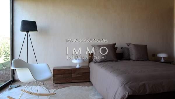Vente maison Contemporain luxe Marrakech Golfs