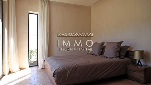 Achat villa Moderne haut de gamme Marrakech Golfs