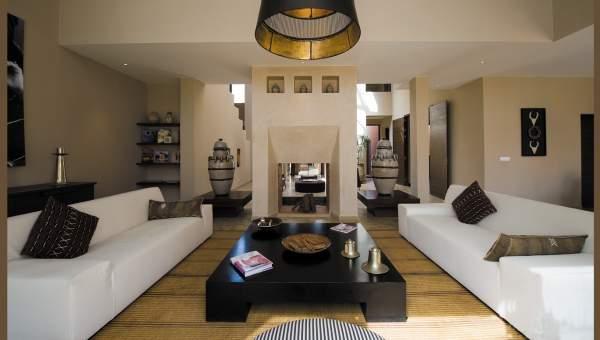 Achat villa Contemporain Marrakech Golfs Al Maaden