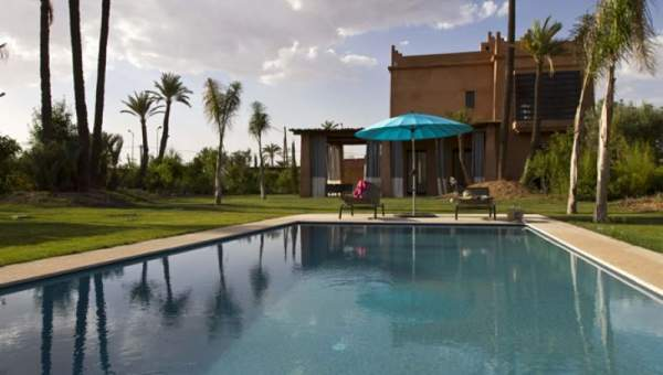Vente villa traditionnel Marrakech Palmeraie