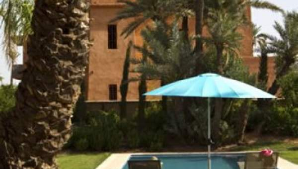 Achat villa traditionnel Marrakech Palmeraie