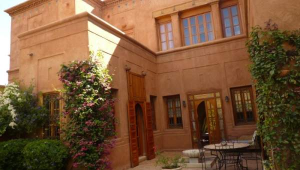 Vente villa traditionnel Marrakech Centre ville Agdal - Mohamed 6