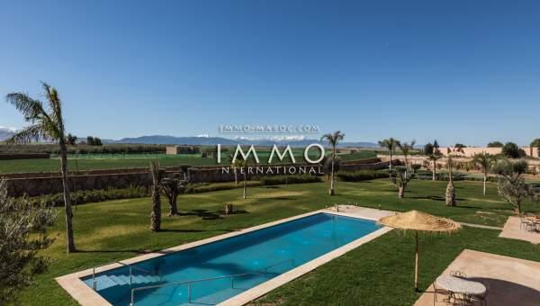 Achat villa Moderne agence immobiliere de luxe marrakech Marrakech Extérieur Route Amizmiz