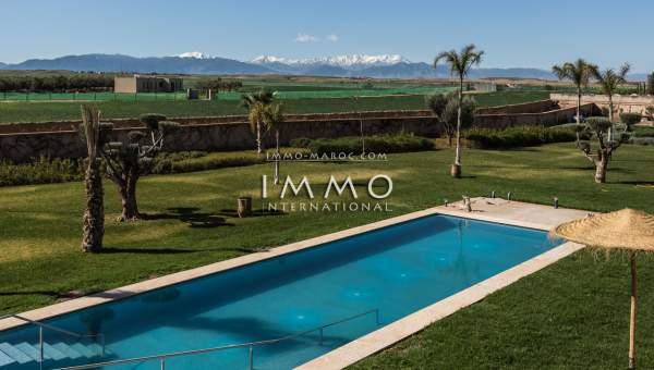 acheter maison Contemporain Marrakech Extérieur Route Amizmiz