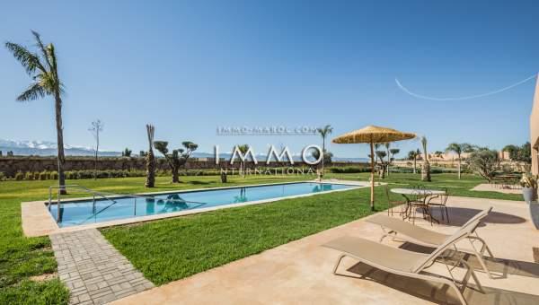 Achat villa Moderne de prestige Marrakech Extérieur Route Amizmiz