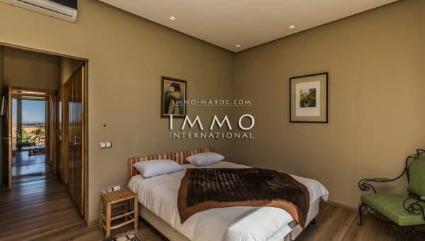 villa achat Moderne luxe Marrakech Extérieur Route Amizmiz