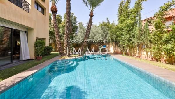 Villa Moderne A Targa Avec Une Piscine De 5x11m