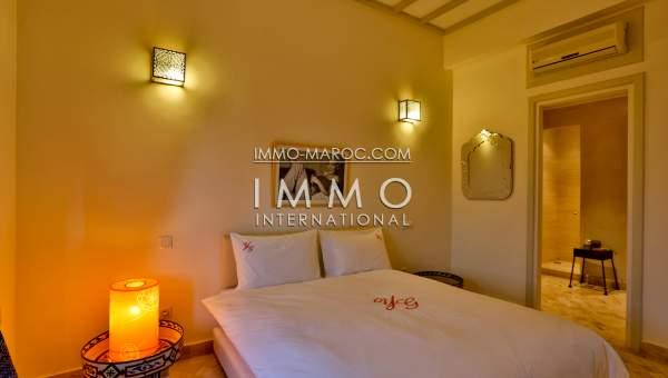 Achat villa Marocain épuré Marrakech Centre ville Agdal - Mohamed 6