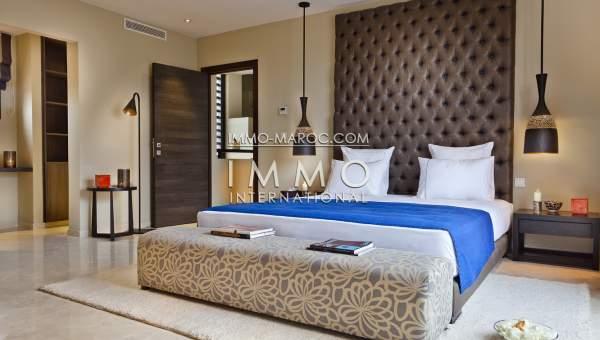 Vente villa Contemporain Marrakech Golfs