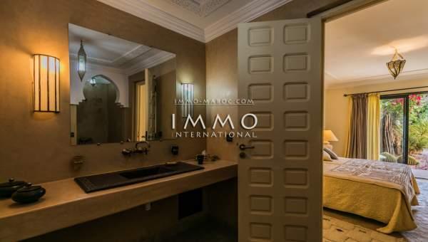 acheter maison Marocain Marrakech Golfs Amelkis