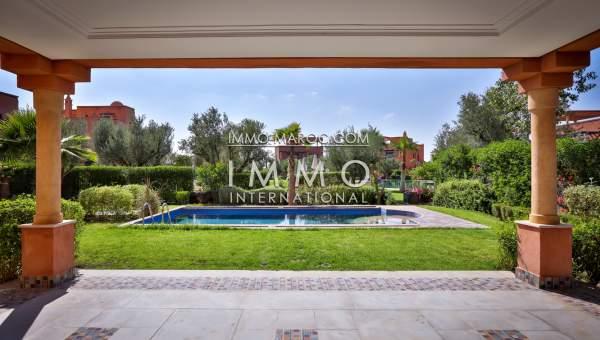 acheter maison Contemporain Marrakech Palmeraie Bab Atlas