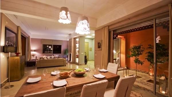 Achat villa Contemporain Marrakech Palmeraie Bab Atlas
