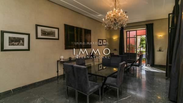 acheter maison Marocain épuré agence immobiliere de luxe marrakech Marrakech Extérieur Route Ourika