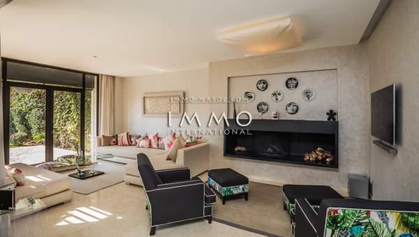 Vente maison Moderne Marrakech Golfs