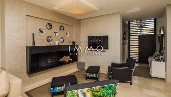acheter maison Contemporain Marrakech Golfs