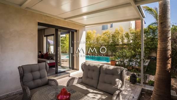 villa vente Contemporain Marrakech Golfs Amelkis