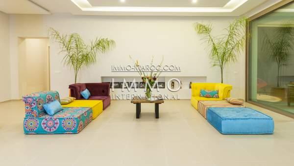 Maison à vendre Moderne luxueuses Marrakech Extérieur Route Ouarzazate