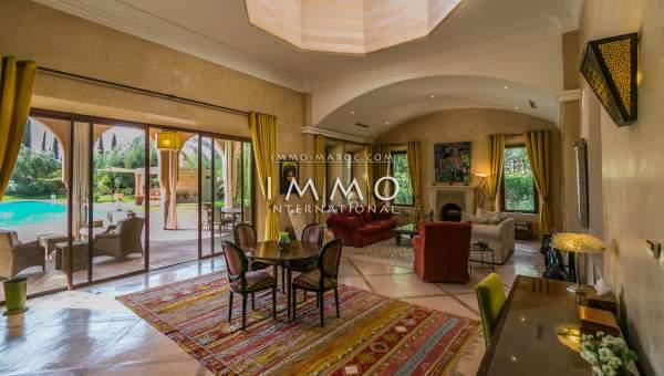 Vente maison Marocain Marrakech Extérieur Route Ouarzazate