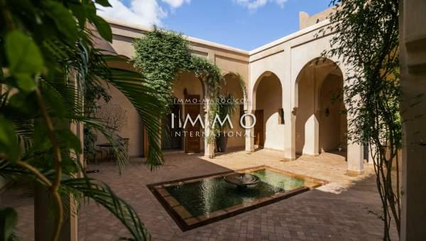 Maison à vendre Marocain luxueuses Marrakech Extérieur Route Ouarzazate