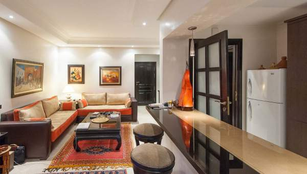 Achat appartement Moderne prestige Marrakech Centre ville Guéliz