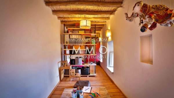acheter maison Marocain épuré Marrakech Extérieur Route Amizmiz