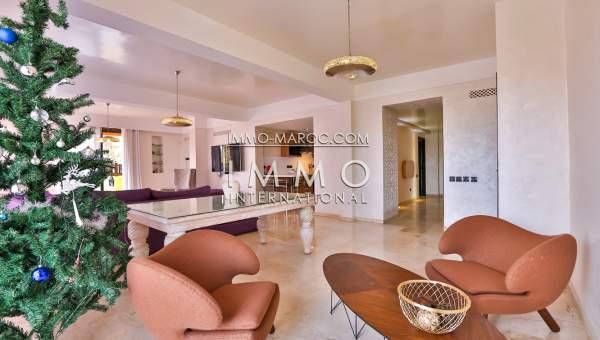 Vente appartement Moderne de prestige Marrakech Hivernage