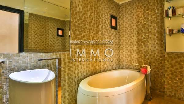 Vente appartement Contemporain immobilier luxe à vendre marrakech Marrakech Hivernage