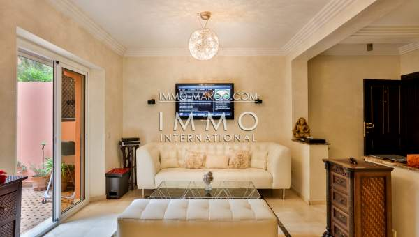 Vente appartement gueliz marrakech