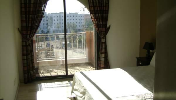 acheter appartement Marocain épuré Marrakech Centre ville Route Casablanca