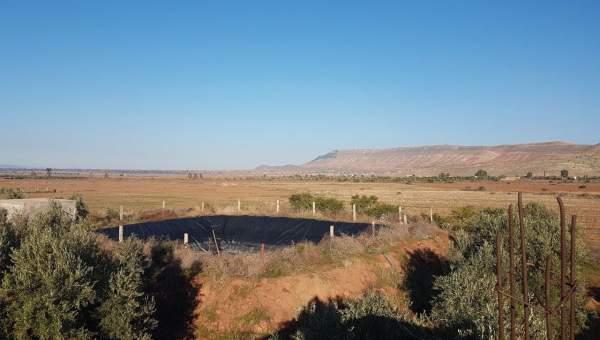 Terrain à vendre Ferme Marrakech Extérieur Route Sidi Abdellah Ghiat