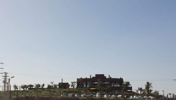 achat terrain Terrain a lotir Marrakech Extérieur Route Amizmiz