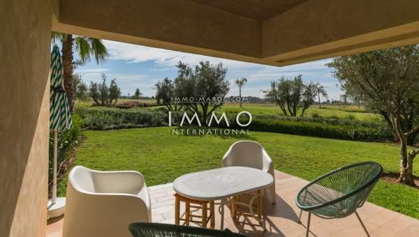 Vente appartement Moderne Marrakech Golfs Autres golfs