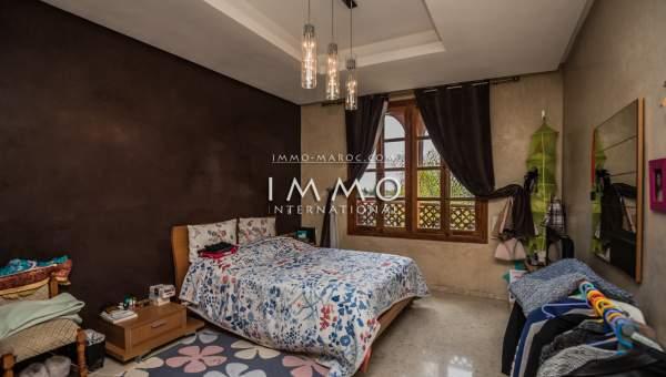 Achat villa Marocain épuré Marrakech Palmeraie Palmariva – Dar tounsi