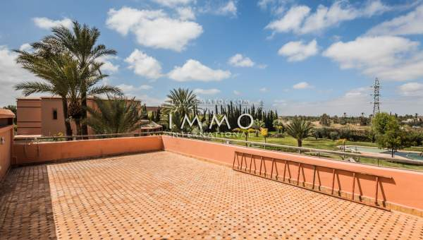 Vente villa Marocain épuré Marrakech Palmeraie Palmariva – Dar tounsi