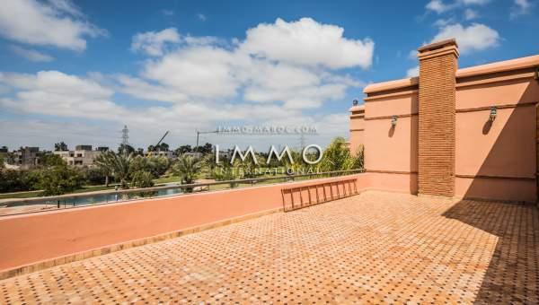 villa vente Marocain épuré Marrakech Palmeraie Palmariva – Dar tounsi