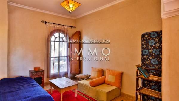 acheter maison Marocain Marrakech Palmeraie
