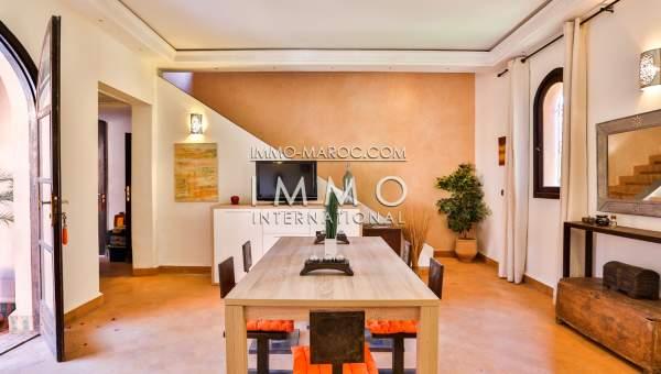 villa achat Marocain Marrakech Palmeraie