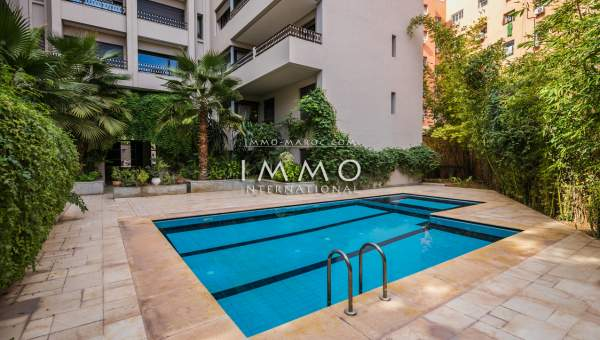 Appartement à vendre Moderne Marrakech