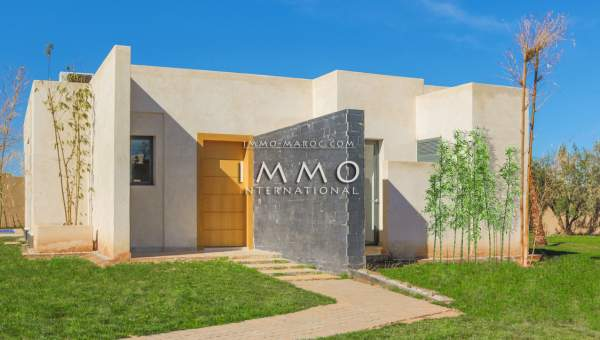 Villa à vendre Contemporain Marrakech Extérieur Route Fes