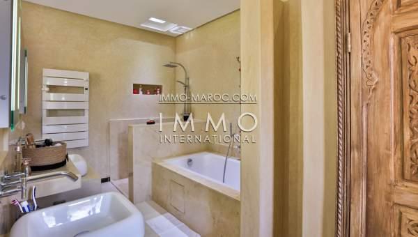 Achat villa Contemporaine piscine marrakech
