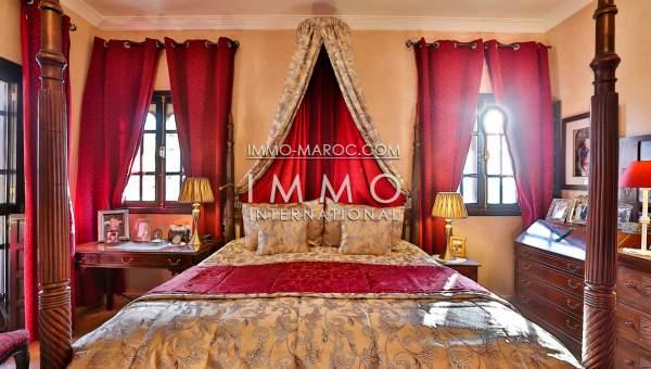 Vente maison Marocain épuré Marrakech Palmeraie