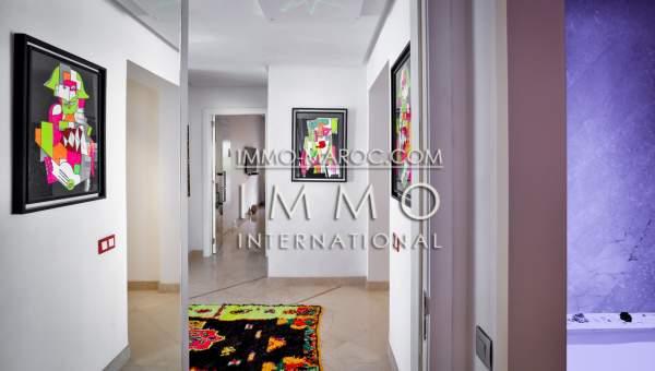 Maison à vendre Moderne Marrakech Centre ville Guéliz