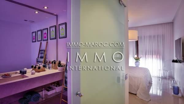 acheter maison Moderne Marrakech Centre ville Guéliz