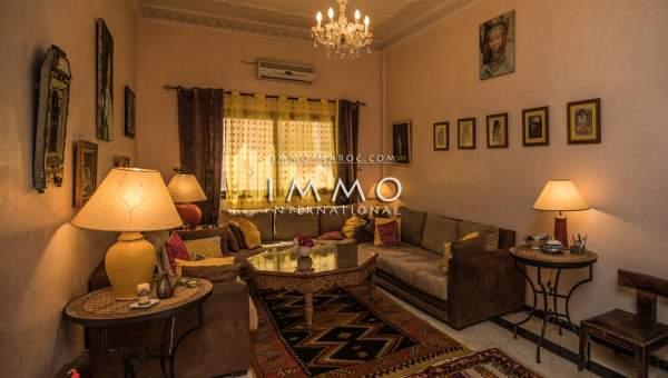 acheter appartement Marocain épuré Marrakech