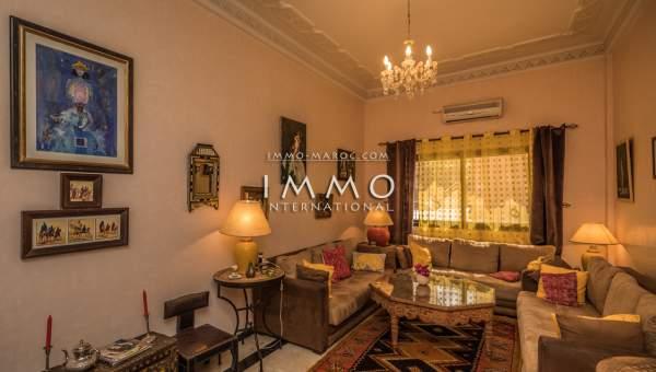 Vente appartement Marocain épuré Marrakech