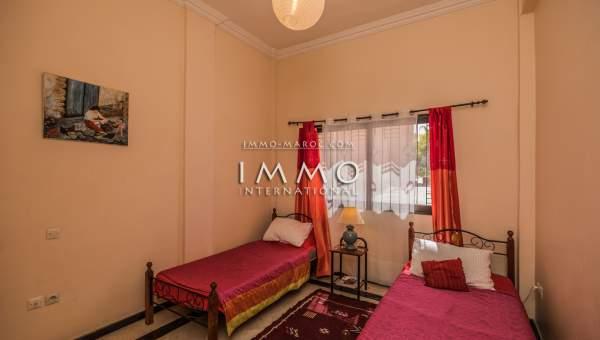 Achat appartement Marocain épuré Marrakech