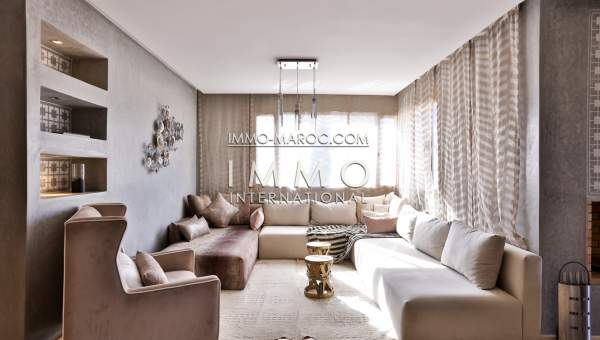 Appartement à vendre Contemporain Marrakech Golfs